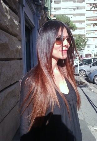 balayage Roma Parrucchiere